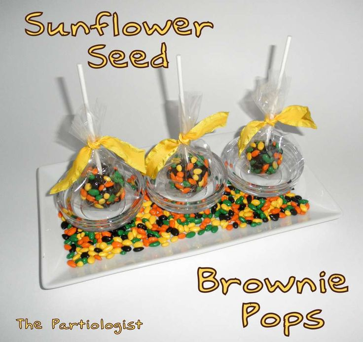 Sunflower Birthday Party | CatchMyParty.com