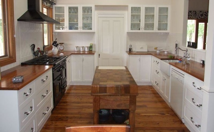 Classic Kitchen - Harkaway Homes