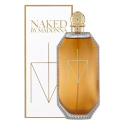 Madonna Naked EDP 75ml fragrance. Click to buy at the intro price of $39 (save $50) until 15 December... and get a free Madonna Evening Clutch too! Bargain.