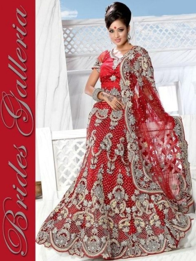 bridal party wear collection 2013 by brides galleria best indian fashion magazinelatest