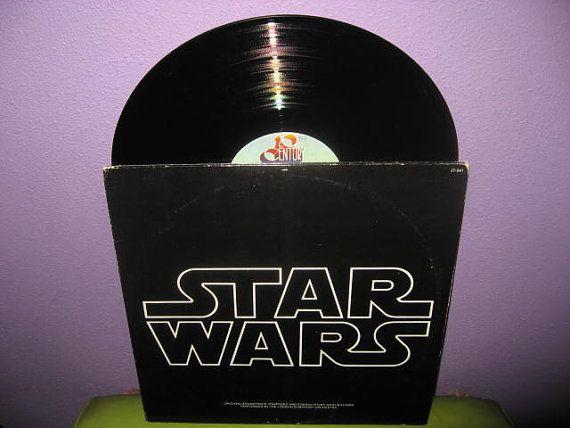Vinyl Record Album Star Wars Original par JustCoolRecords sur Etsy