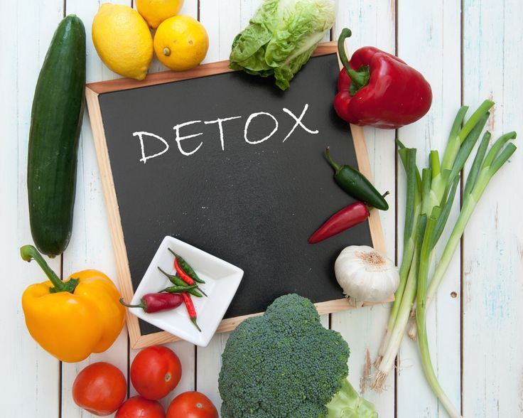 Детокс программа — меню на неделю и 10+ вкусных рецептов - http://life-reactor.com/detoks-programma-menyu-na-nedelyu/