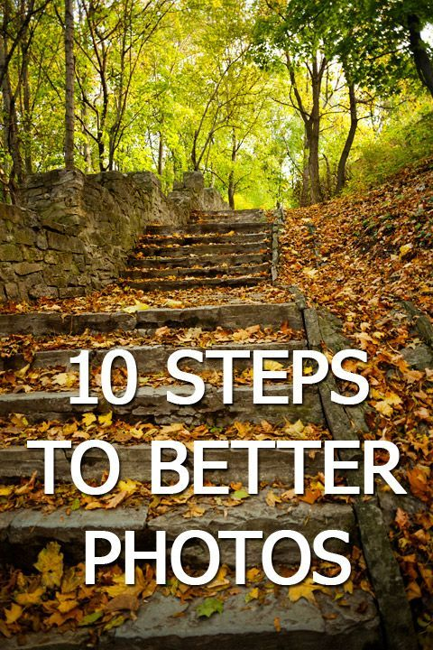 Ten tips to help you focus your efforts and improve your photography skills. Written by Marc Andre December 22nd, 2013. http://www.discoverdigitalphotography.com/2013/10-steps-to-better-photos/