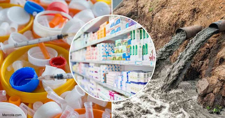 Between 2010 and 2015, the contaminated waterways in India more than doubled, and the severe water pollution problem can be, to a significant extent, traced back to the drug industry. https://articles.mercola.com/sites/articles/archive/2018/02/14/companies-responsible-for-environmental-pollution.aspx