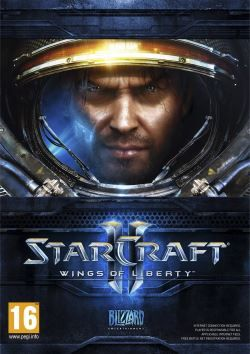 Hulppean Erityinen Starcraft II: Wings of Liberty -