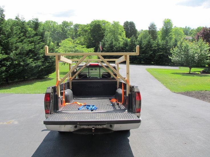 homemade truck rack | Homemade Truck Racks? - Page 2