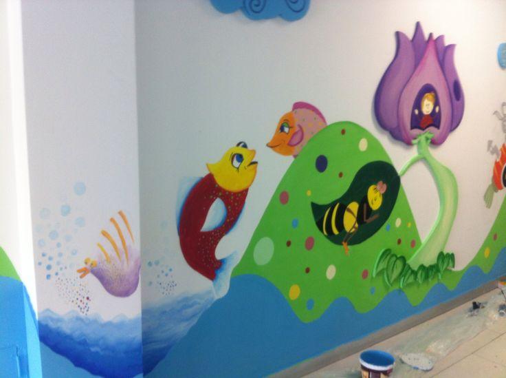 Duvar boyama