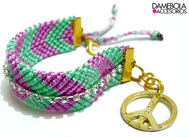 Pulsera Luci Strass // on.fb.me/wi4d0p //