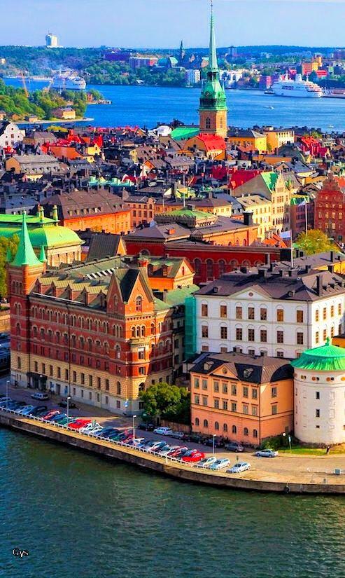 Estocolmo ( Suécia )
