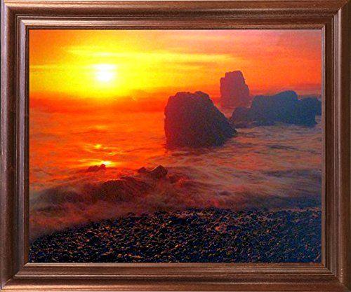 Sunset At Ecola State Park Oregon Landscape Scenery Natur... https://www.amazon.com/dp/B01JCCNW2E/ref=cm_sw_r_pi_dp_x_B5tqybJ0RH5RB