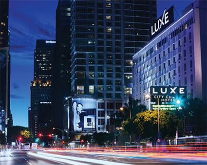 Luxe Hotels Los Angeles
