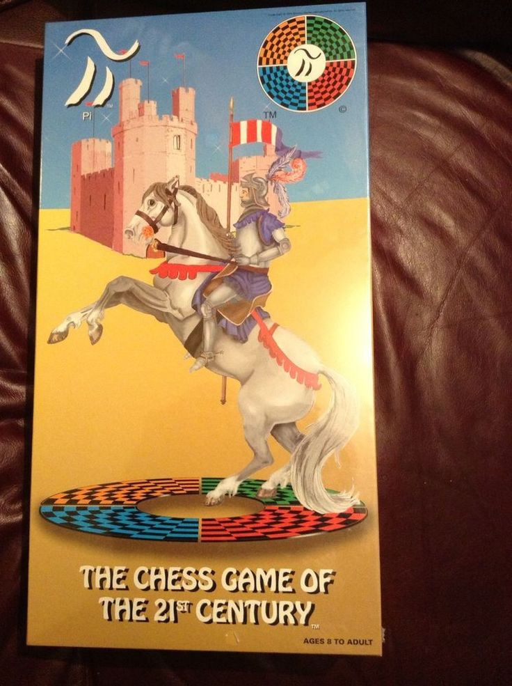 SEALED* PI Chess Set RARE Chess Game of the 21st Century Round Game Multi Player #Pi