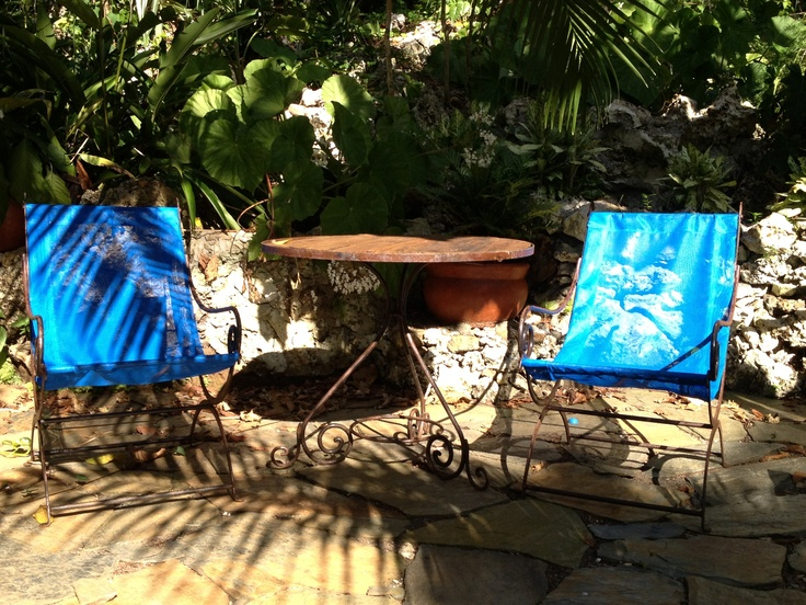 Quiet, private space to relax and unwind #PortAntonio