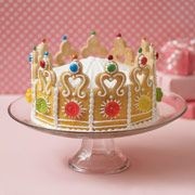Catholic Cuisine: A Crown Cake for Our Lady or Martyrs Crown