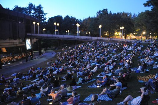 Lawn Seating at Saratoga Performing Arts Center #SPAC http://www.saratoga.org/visitors