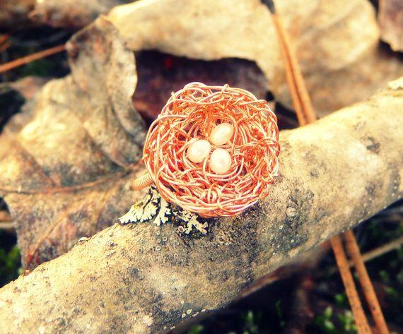 87 best Bird\'s Nest Handmade Jewelry and Hair Accessories ...