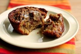 A Tasty Recipe: Pecan Pie Muffins | Tasty Kitchen Blog
