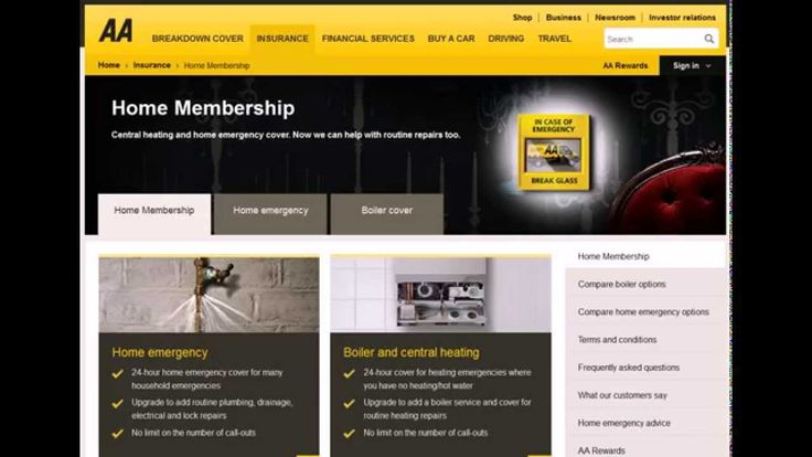 aa home membership