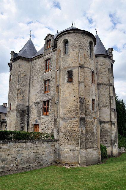 Château de Vic-sur-Aisne - Aisne, Picardie