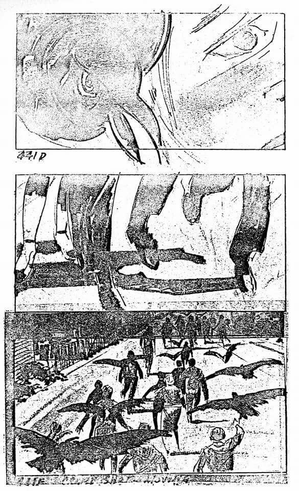 Best  Storyboard Film Alfred Hitchcock Ideas On