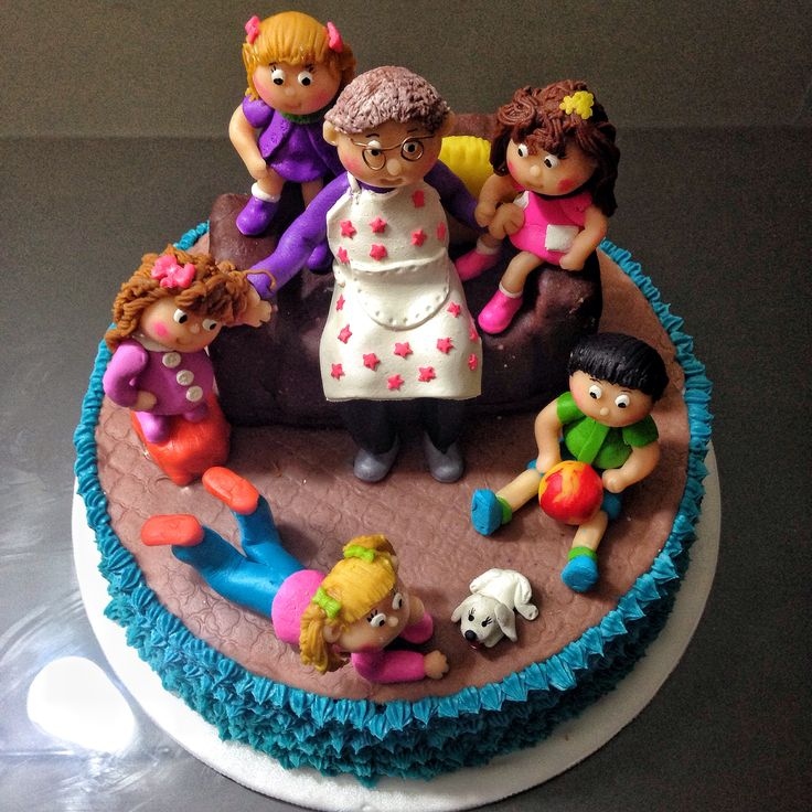 105 Best Cakes Cupcakes Images On Pinterest Grandchildren