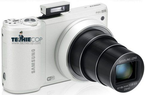 Samsung WB800F Smart Camera – some extra features.