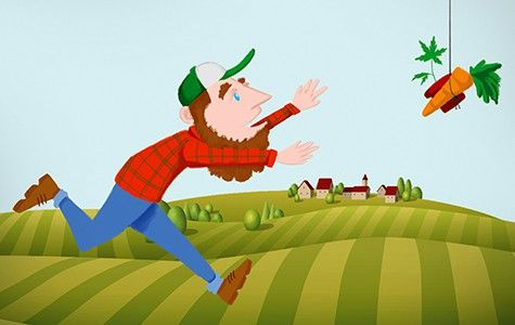 A Carrot and Stick for Pot Farmers  The state water board has launched an unprecedented program that seeks to work cooperatively with cannabis growers, but other government agencies just want to raid farms and seize cash.