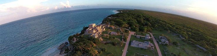With our Tulum Tour, you can discover the only mayan city with view to the ocean and know everything about the history of the mayan culture.
