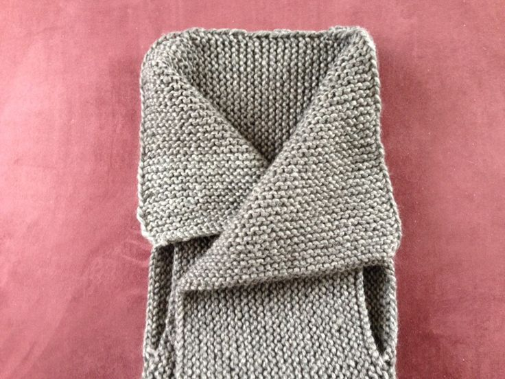 easy tutorial knitting a stylish vest eine raffinierte. Black Bedroom Furniture Sets. Home Design Ideas