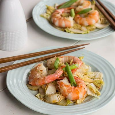 Shrimp is quite possibly my favorite protein to cook when I want a light, low-calorie, easy to cook meal. I know that the week before Christmas is a strange time to get focused on healthy eating, b...