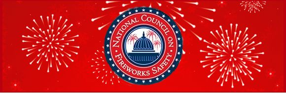 Stay Safe While Celebrating the 4th with Fireworks | The National Council on Fireworks Safety banner