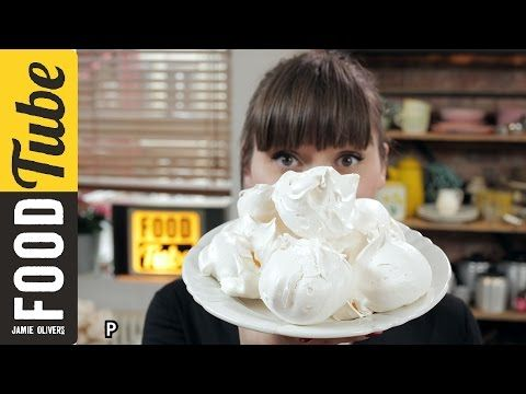 How To Make Perfect Meringue | Cupcake Jemma