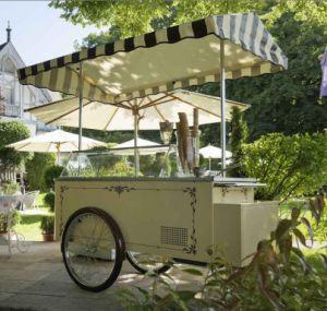 Выездной бар мороженого