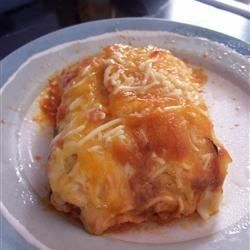 Meatless Lasagna With Cottage Cheese Mozzarella Cheddar And Parmesan