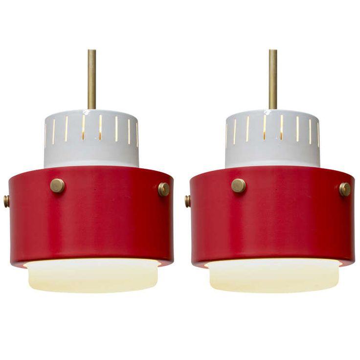 Ceiling lights by stilnovo circa 1950 deco xx secolo for Sharon goldreich