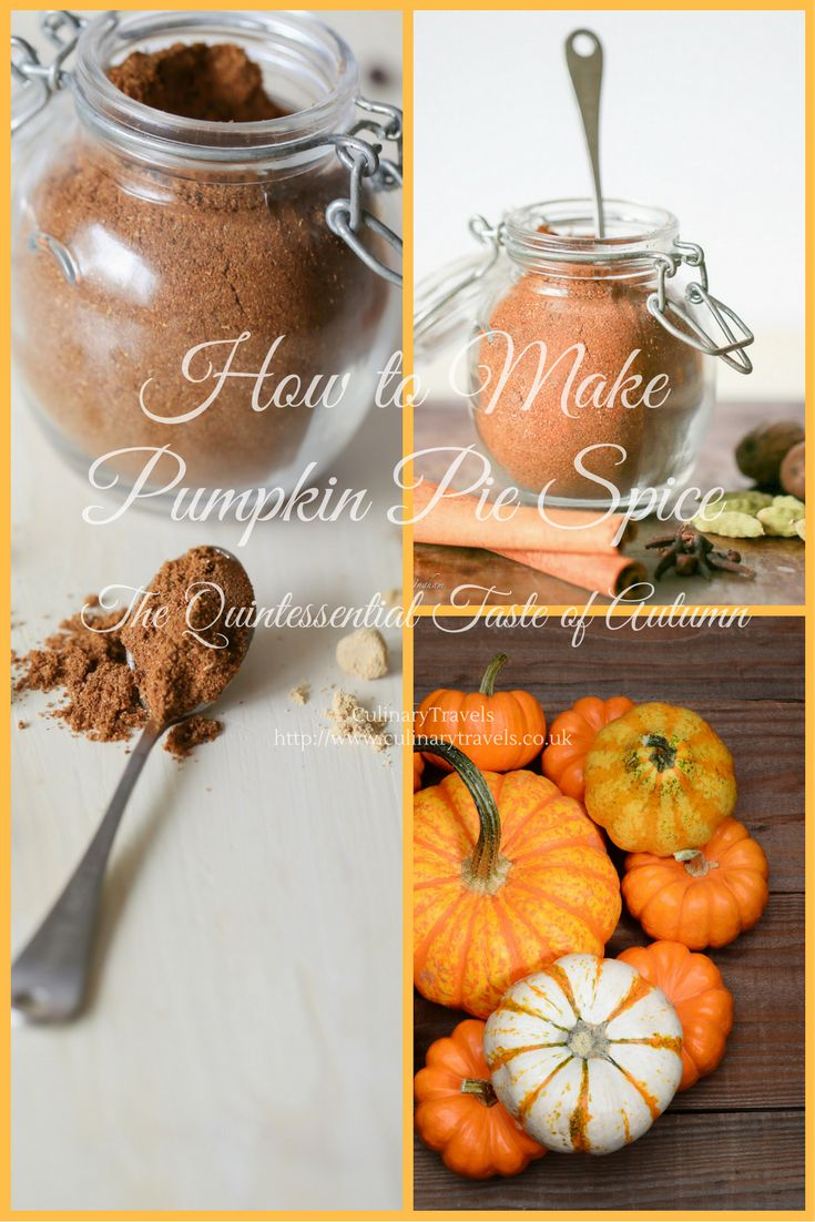 Pumpkin Pie Spice is everywhere right now. From coffee shop lattes, to…