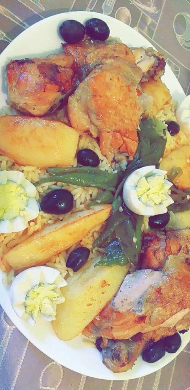 Algerian Dishes أطباق جزائرية Food Snapchat Food Algerian Recipes