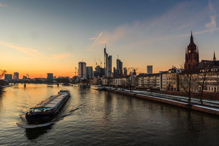 tomorrow can't wait #frankfurt #germany #travel