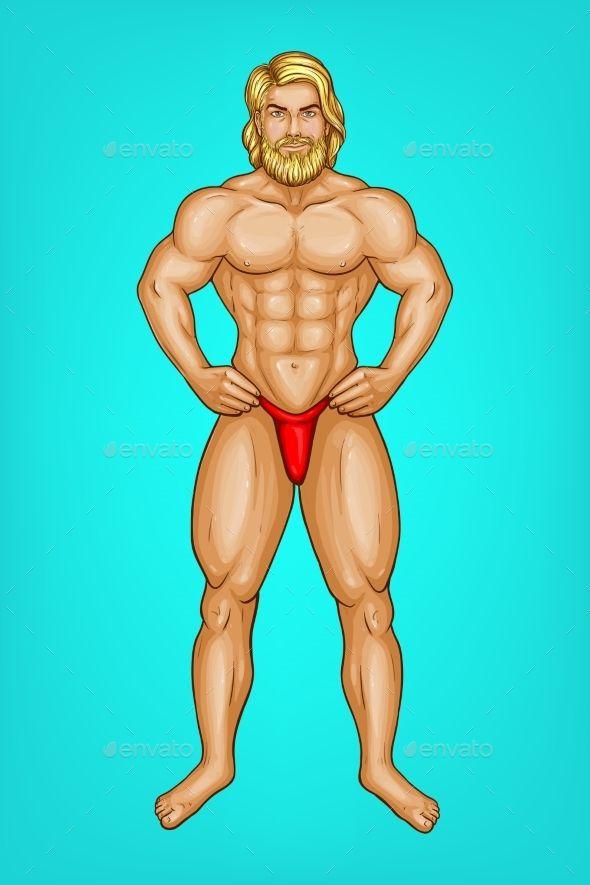 Hot Pics pic naked sportsman