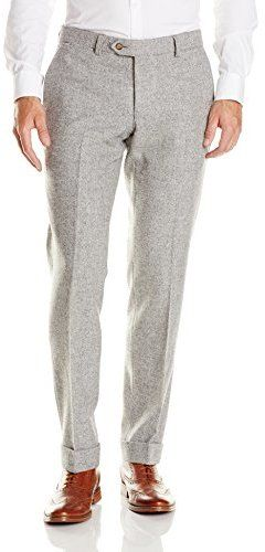 $83, Gant By Michl Bastian The Wool Herringbone Pant by Michael Bastian. Sold by Amazon.com. Click for more info: http://lookastic.com/men/shop_items/143335/redirect