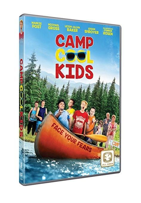 Connor Rosen & Leigh-Allyn Baker & Lisa Arnold-Camp Cool Kids