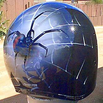 East Coast Airbrushing | Helmets Airbrushing Gallery Sunshine Coast