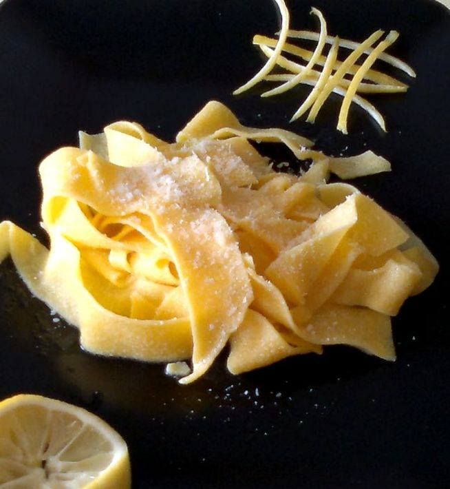 Pappardelle+al+limone