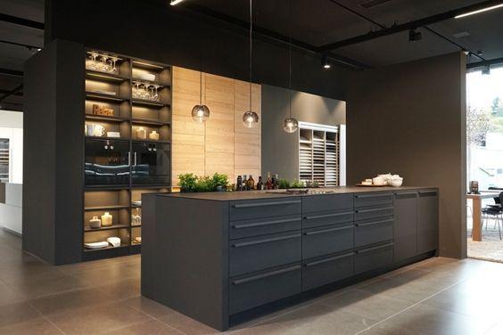 225 besten k che bilder auf pinterest k chen design moderne k chen und neubau. Black Bedroom Furniture Sets. Home Design Ideas