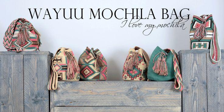 wayuu mochila bags zijn in het land de nieuwe collectie wayuu mochila ...