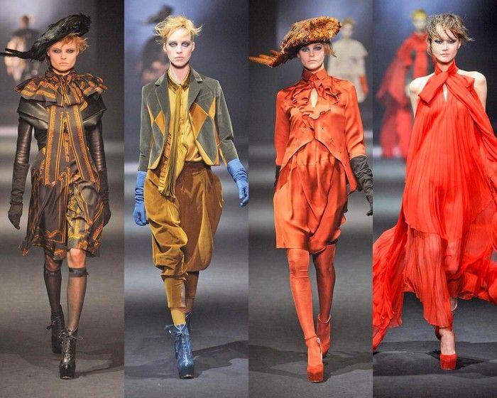 John Galliano: Paris Fashion  Week Fall 2012