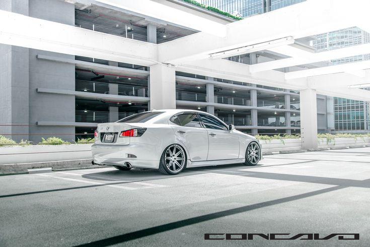 Download Wallpaper IS250, Lexus, машина, auto, корма, авто, Concavo, Wheels, section lexus Resolution 2500x1667