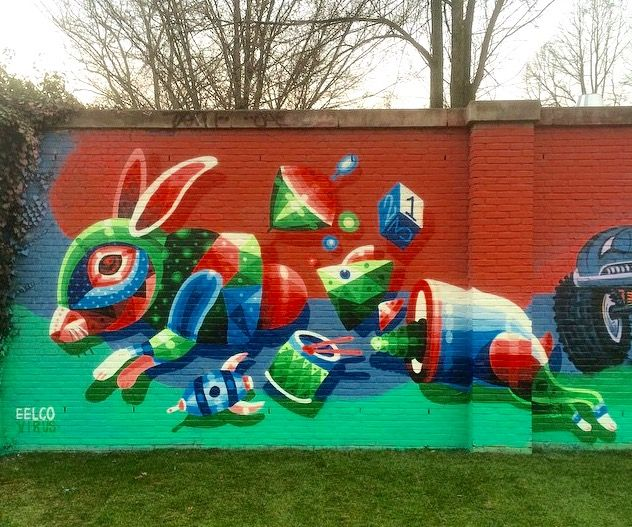 new by Eelco Virus in Amsterdam, 3/15 (LP)