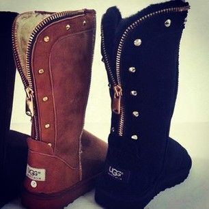While This UGG Boots Keep You Warm Throughout the Winter, Everyone's Attention Will Be on Your Boots.