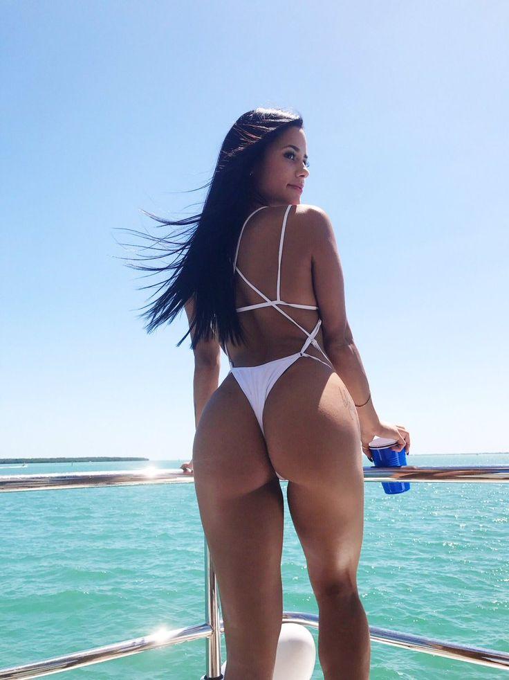 ass thong